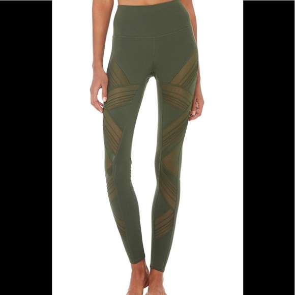 f226f2aaea88b9 ALO Yoga Pants | Ultimate High Waist Legging Xxs Hunter | Poshmark